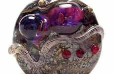 Fantasy Alien Marbles