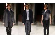 69 Menswear Looks for 2010 - From Tux Vested Denim to Layered Plaid Menswear