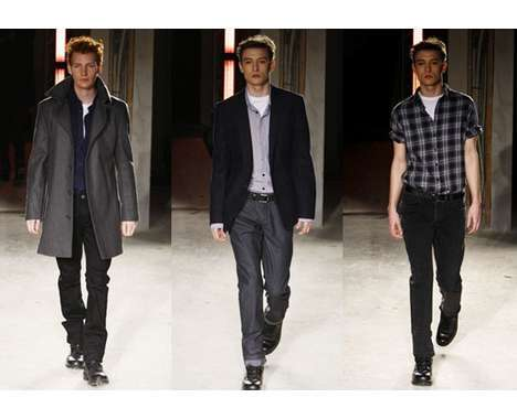 Menswear Looks for 2010