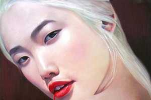 The Bleeding Paintings of Ling Jian