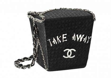 Takeaway Handbags - Chanel Shanghai Accessories Collection is Delicious