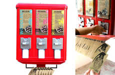 Seedy Candy Machines - Project GreenAid Encourages People to Plant Gardens