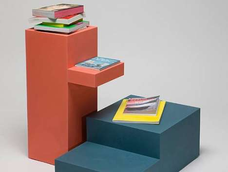 Awesome Ascending Furniture - DMY Presents 'Lift Tables' by Mark Braun