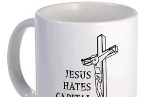 Coffee Mugs That Let You Wake Up With the Lord