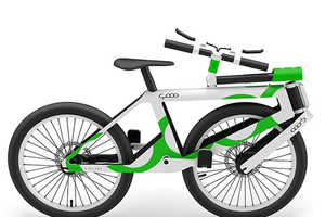 The CYOOO Folding Cycle Transforms Your Exercise Routine