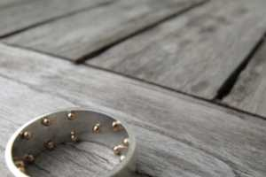 Braille Rings are Wearable Love Notes
