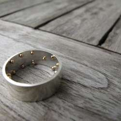 Braille Jewelry - Braille Rings are Wearable Love Notes