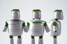 Organic Androids - The Plant O Bot is a Nice Piece of Grassroots Innovation
