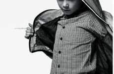 Whiz Kid Fashiontography - Stylish Kids Rock Super-Preppy Looks in Vogue Enfants Paris 2010