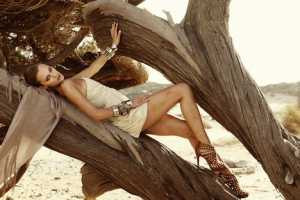Mangano Spring/Summer 2010 Campaign is Adventurous
