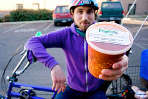 SoupCycle Brings Portland Organic Locavore Meals Via Bicycle