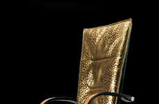 Luxury Supercar Furniture - The Mansory Office Chair is Made of Carbon Fibre