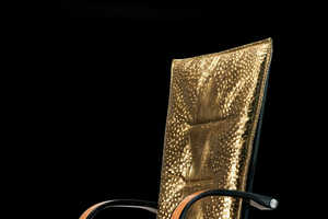 The Mansory Office Chair is Made of Carbon Fibre