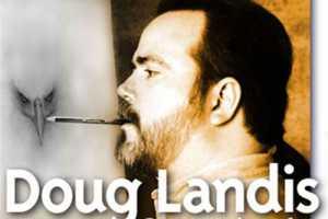 Doug Landis Creates Realistic Sketches With His Lips