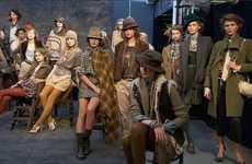 Vintage Military Fashion