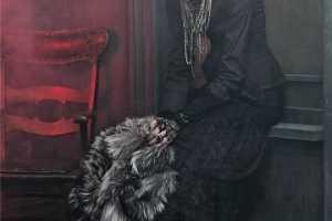 Vogue Italy 2010 Took Inspiration From Tim Burton