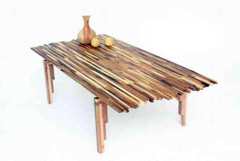 Wildfire Side Table