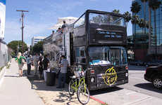 Bustaurants - The WorldFare Mobile Restaurant Has a Rooftop Patio