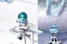 Subaquatic Adventure Seating - The Subeo Lets You Explore Underwater in Comfort