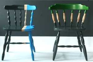 The 'ZIBEN' Design Studio Furniture Collection