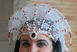 Sci-Fi Wedding Headdresses