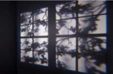 Faux Window Frames