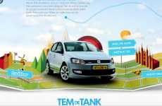 Test Drive Advergames - The Volkswagen Polo Game 'Tame the Tank'