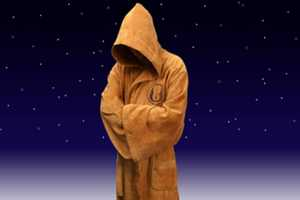The Jedi Bathrobe Will Cover Your Lightsaber