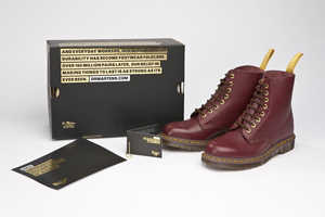 A Collection of Music and Exclusive Shoes for Dr Martens 50th Anniversary