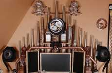 Steampunk Desktops