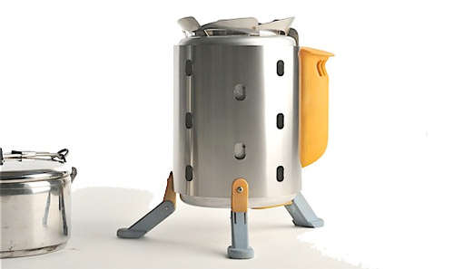 Gadget-Charging Stoves
