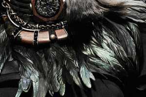 The Lanvin Fall Winter 2010 Collection Brings Wildness to the Runway