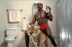Tiger-Riding Screamvertising