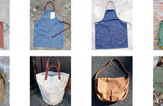 Stanley & Sons Aprons and Bags Co. Creates Classically Understated Items