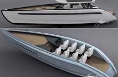 Eco-Conscious Speedboats