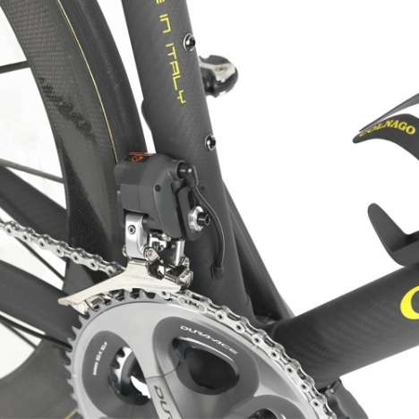 Ferrari Di2 Racing Bike