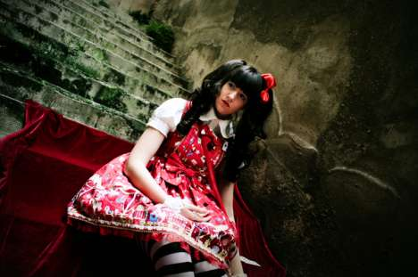 Harajuku Heroines - 'Gothic Lolita 2010' by Toxic Etiology is Cutesy With a Punk Edge