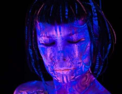 body painting innovations