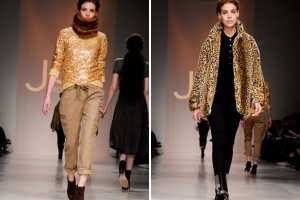 Joe Fresh Fall/Winter 2010 Warms Up With Faux Fur on the Runway