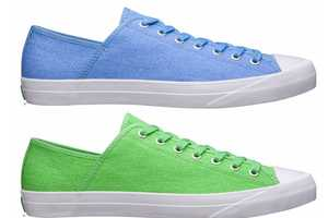The Proudly Pastel PF Flyers Spring 2010 Sumfun Shoe