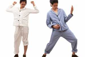 Band Of Outsiders' Exclusive Pajamas for Opening Ceremony