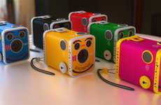 Commemorative Vintage Cameras