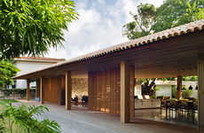 Eco-Friendly Tropical Homes - The Bahia House is a Cool Design for a Hot Country