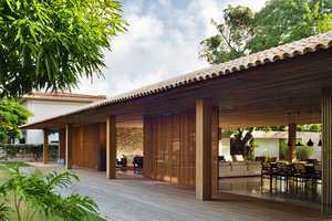 The Bahia House is a Cool Design for a Hot Country
