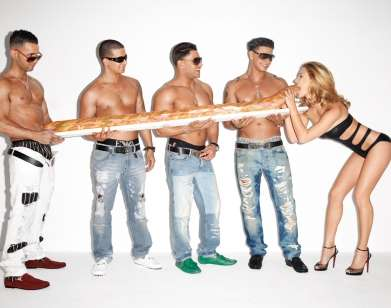 Jersey Shore and Bar Rafaeli