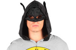 The Batman Hoodie Suits You up to Vanquish Evil