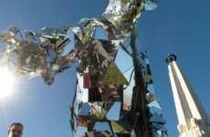 Reflective Street Artists