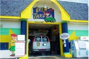 'Beer Thru' Brew and Convenience Drive-Through Stores