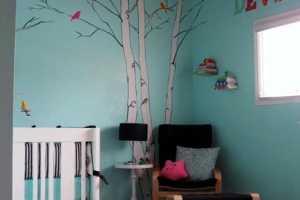 Maya Gohill Designs a Nature-Inspired Newborn Haven