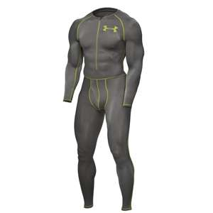 Superhero Fitness Gear - The Under Armour Recharge Suit Will Avenge Those Sore Deltoids